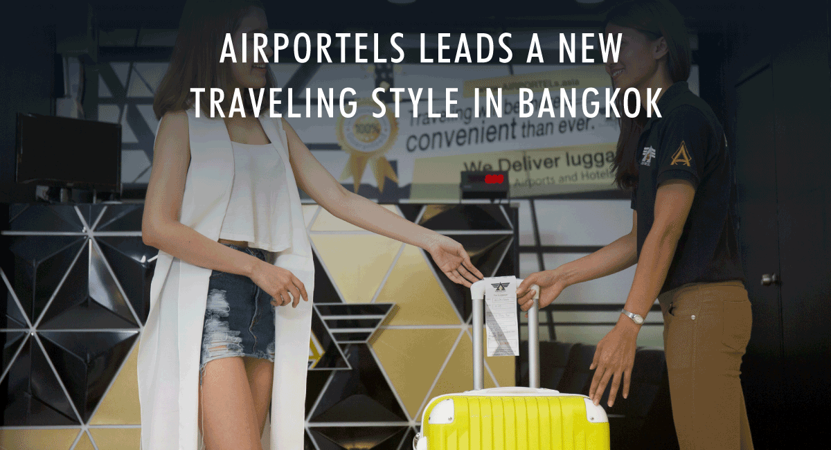 <span class='p-name'>AIRPORTELs – A New Travelling Style In Bangkok</span>