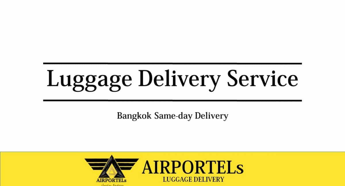 <span class='p-name'>How to deliver luggage and suitcase from hotel to airport in Bangkok?</span>