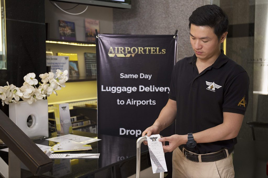 airportels,luggage delivery bangkok, luggage delivery suvarnabhumi airport