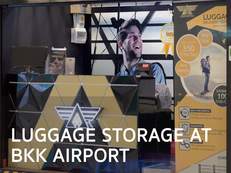 <span class='p-name'>Luggage Storage at Suvarnabhumi Airport (BKK) – AIRPORTELs Thailand</span>