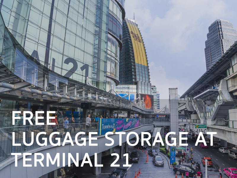 <span class='p-name'>Luggage Storage at Terminal 21 Bangkok – AIRPORTELs Thailand</span>