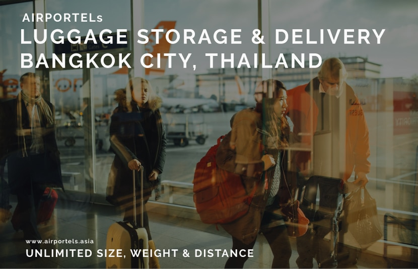 <span class='p-name'>AIRPORTELs – Enjoy your luggage-free travel in Bangkok, Thailand</span>