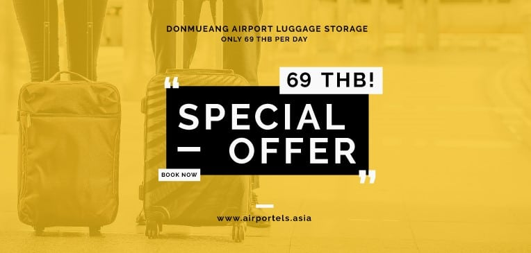<span class='p-name'>Luggage Storage at Don Mueang Airport (DMK) – AIRPORTELs Thailand</span>