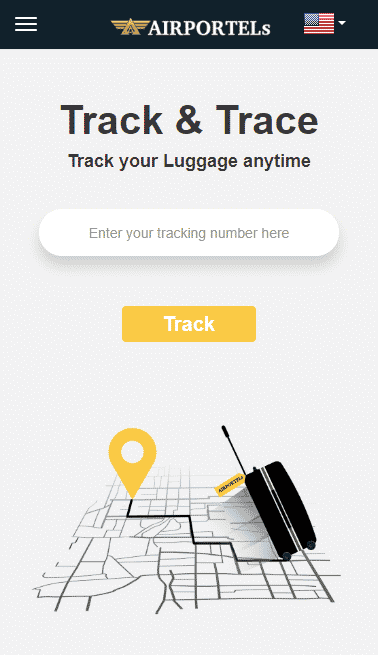 Airbnb luggage storage, luggage delivery