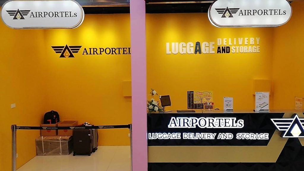 luggage,delivery and storage,airportels