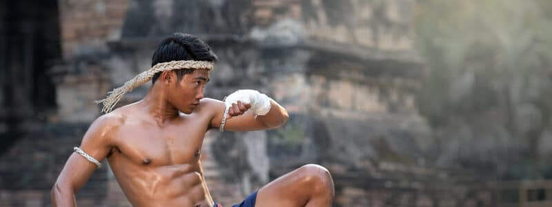 Martial arts of Muay Thai