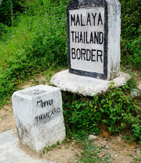 <span class='p-name'>Thai-Malaysia Border Its History, Importance and Tourist Attractions</span>