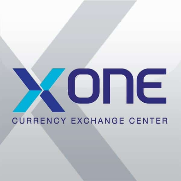 X ONE Currency,money exchange